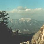 хребет Большой Воробей