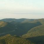 перевал Высокогорский 675м